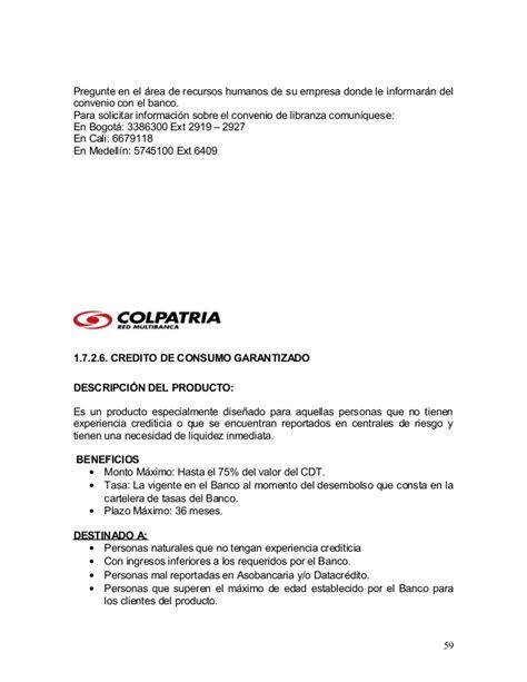 carta de autorizacion de un proyecto tesis colpatria 2007