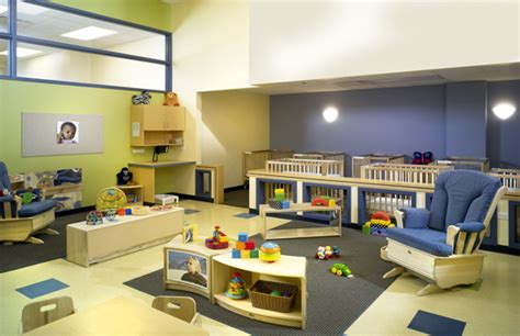 infant room daycare childcare spaces architecture with afrah