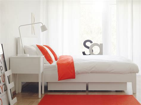 nordli bed bedroom design ideas gallery
