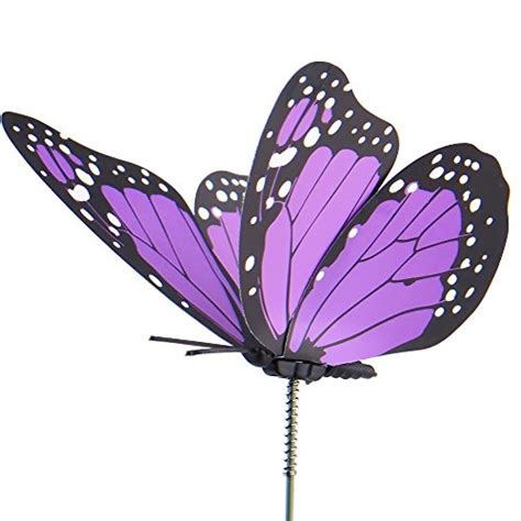 butterfly decorations austor 26 pcs dragonfly butterfly stakes garden ornaments