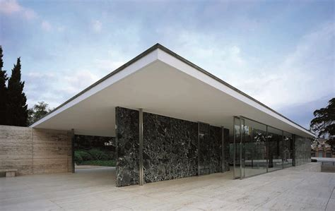mies van der rohe 3836560402 keith williams inspiration the barcelona pavilion by mies van der rohe building studies