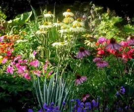 Perennial Garden Ideas Rustic Flower Garden Ideas Home Garden Design