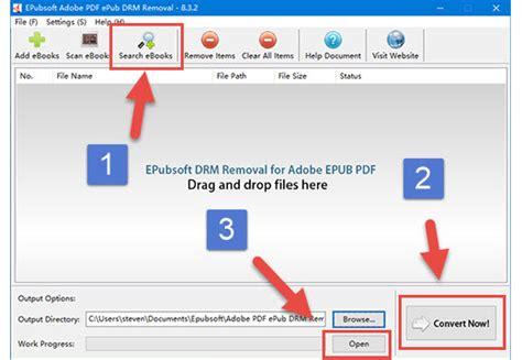 ebook format adobe adobe pdf epub drm removal remove pdf drm protection