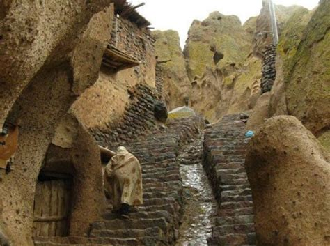 700 year old underground cave homes for rent in iran