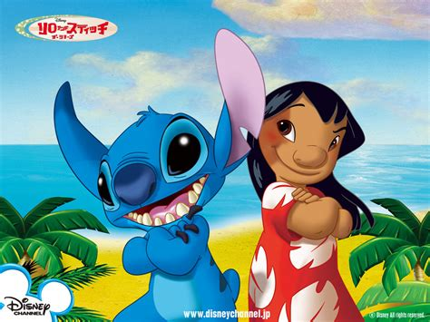 lilo stitch cartoons