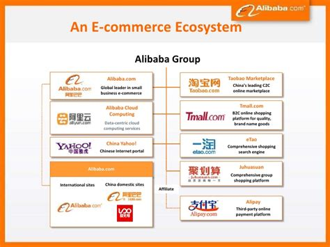 alibaba group fostering an e commerce ecosystem b2b in emerging markets sharing