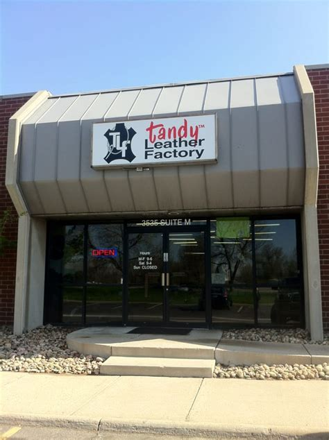 tandy leather factory leather goods littleton co