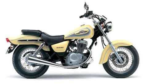 Suzuki Gz Marauder 125 Suzuki Suzuki Gz 125 Marauder Moto Zombdrive
