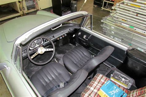 renault caravelle interior 1967 renault caravelle 8k mile survivor