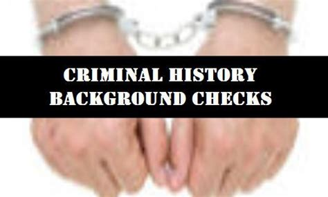 Free Criminal Record Check 17 Best Images About Background Checks On