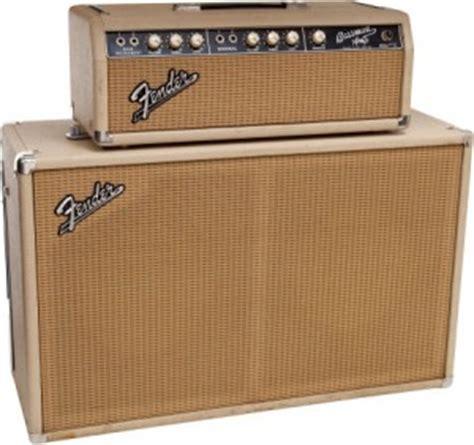 fender blonde 6g6 a bassman ampwares