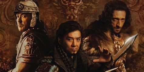 film laga mandarin terbaru dragon blade film laga mandarin termahal tahun ini