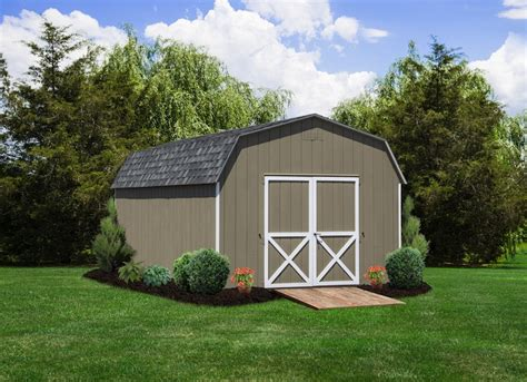 traditional series  wall sheds amish mike amish sheds