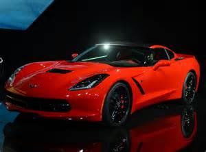 ahead of the 2014 corvette chevrolet celebrates the car s