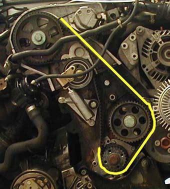 Fan Belt Jazz 2002 2007 Dan City 2003 2008 Terbaru vw 1 8t engine diagram pulley get free image about wiring diagram