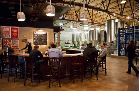 brewing tap room brewing company sets new standards for craft