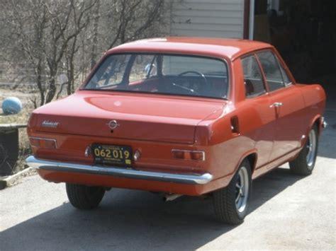 1963 Opel Kadett For Sale by Clean 1967 Opel Kadett Bring A Trailer