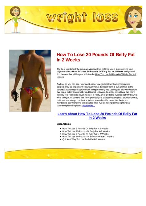 Lose 10 Pounds In 20 Days Detox Program by 20 Day Diet To Lose 20 Lbs Js Photography