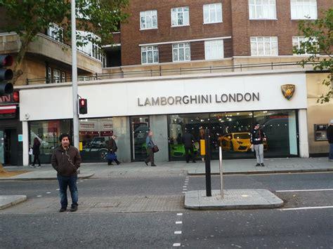 Lamborghini South Kensington Lemburghini