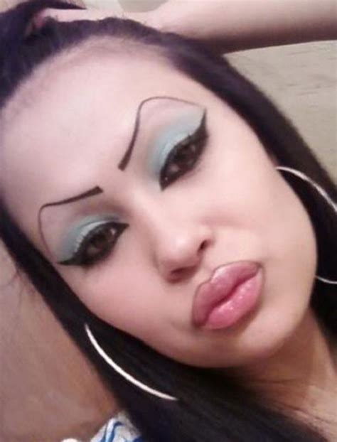 bad eyebrow tattoo some offense intended the eyebrow epidemic