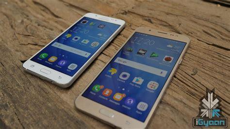 Handphone Samsung Galaxy J5 J7 samsung galaxy j5 6 galaxy j7 6 unboxing on igyaan