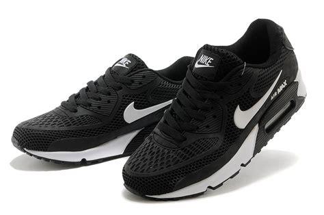 nike air max 90 womens running shoes nike air max 90 running shoes black white