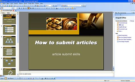 Kingsoft Presentation 2012 Download Hrvatski Download Portal Kingsoft Presentation Free
