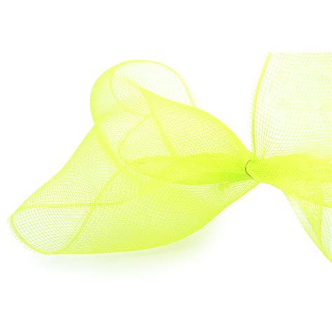 Poly Apple 10 quot poly deco mesh apple green re130256 craftoutlet