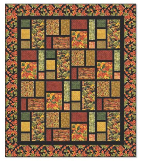 Free Fall Quilt Patterns by Inspired By Fabric 12 Reasons To Look Forward To Autumn