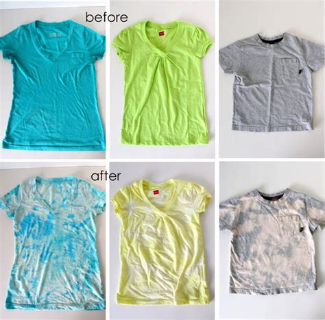 how to wash colored clothes acid washed tees made everyday
