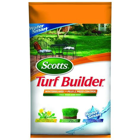 home depot scotts turf builder halts crabgrass preventer