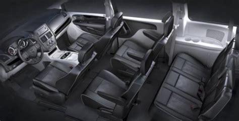 interior   dodge grand caravan sxt  torque news