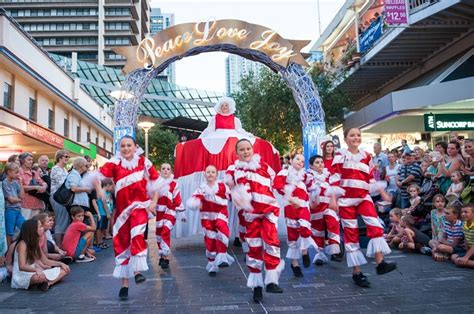 christmas in brisbane city for families brisbane kids