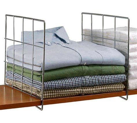 Chrome Shelf Dividers by Chrome Shelf Dividers Set Of 2 In Shelf Dividers