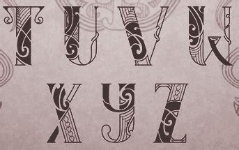 tattoo fonts nz hoang duc nguyen