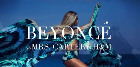 beyonce h m song watch beyonce s h m commercial new song standing on