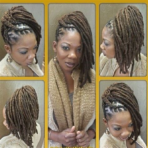 easy every day dreadlock styles 353 best african american locked formal and informal