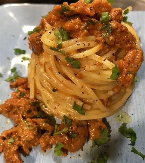 cucinare i ricci di mare pasta con i ricci di mare le ricette di daniela irrera