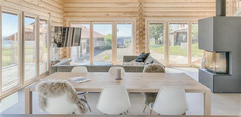 Maison En Bois Norvegienne