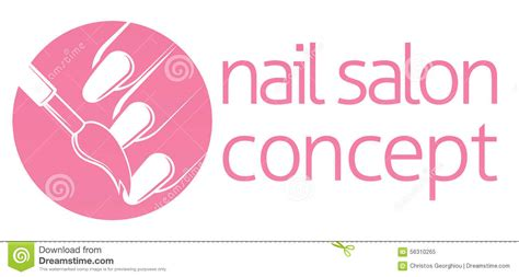 nail salon logo templates imagesjust try to be better the nail bar and spa logo joy studio design gallery