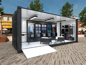 ben sherman container store on behance