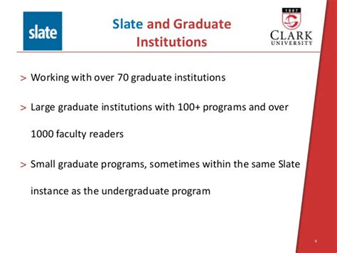Clark Mba Requirements by Clark U And Technolutions Slate Negap Conference Presentation