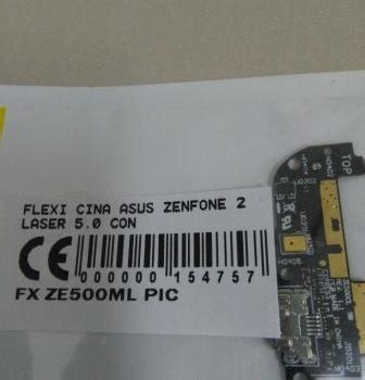 Konektor Charging Mini Flexibel flexibel asus zenfone 5 lite konektor charger spare part hp aksesoris hp alat servis hp
