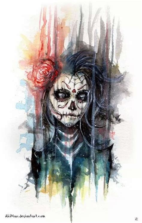 25 best ideas about sugar skull art on pinterest skull