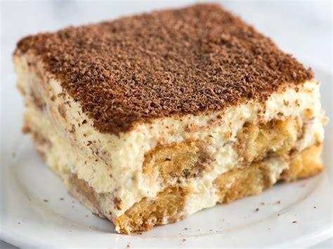 typisch italienischer kuchen tiramisu dessert italienische kuchen rezepte gpuro