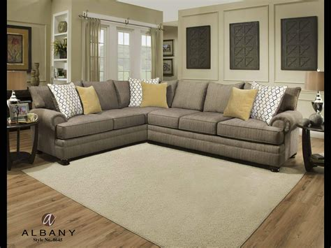 albany sectional sofa albany essence grp 8645 sectional essence 2 piece