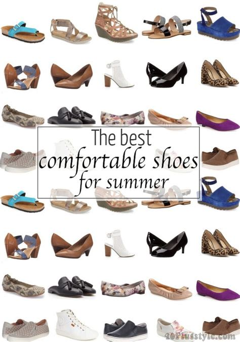 the best comfortable shoes for summer