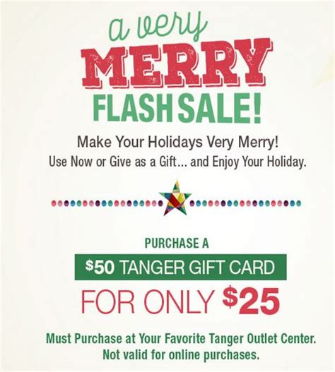 Target Voucher Gift Card Facebook - 25 tanger gift card for 50 hurry