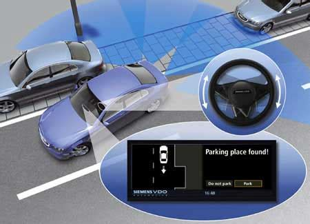Future Technology Gadgets by Future Self Parking Cars Howstuffworks