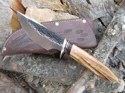 Handmade Knife Makers - behring made knives makes beautiful custom completely